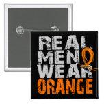 Naranja real del desgaste de hombres de RSD Pins