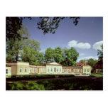 Naranjal de los jardines botánicos tarjeta postal