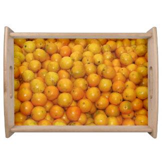 Naranjas Bandeja