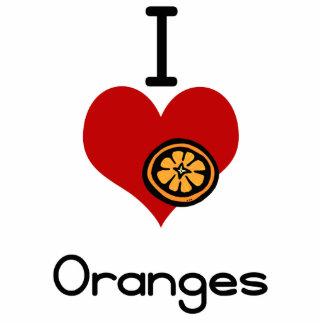 Naranjas de amor y odio I Esculturas Fotograficas