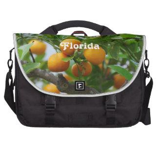 Naranjas de la Florida Bolsas Para Portátil