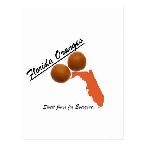 Naranjas de la Florida Postal