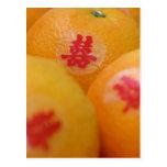 Naranjas de Shuan XI Postales