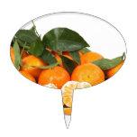 Naranjas Decoración De Tarta