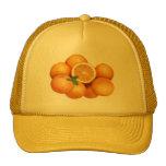 Naranjas Gorros Bordados