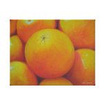 naranjas pintados aceite lona envuelta para galerias