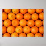 Naranjas Póster