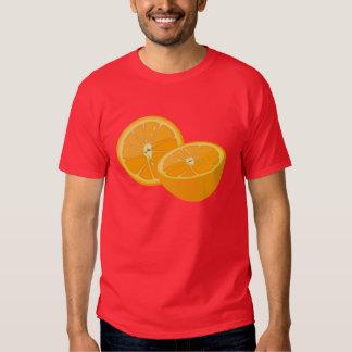 Naranjas (rojos) playeras