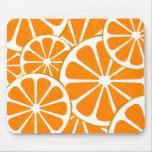naranjas tapete de ratones