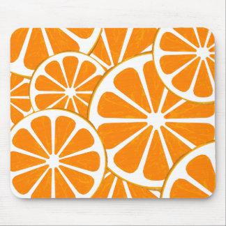 naranjas alfombrilla de raton