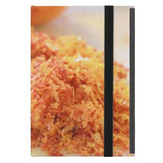 Naranjas y ánimo de sangre jugosas de la fruta iPad mini cárcasas