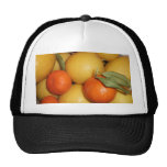 Naranjas y limones gorro