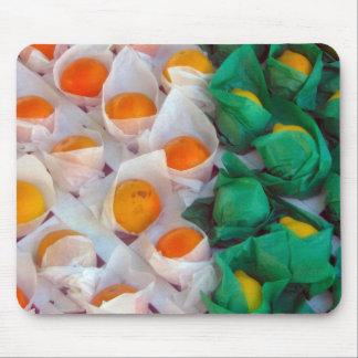 Naranjas y limones tapete de raton
