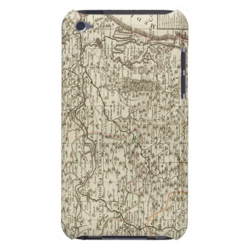 Narbona Francia 2 iPod Case-Mate Protector