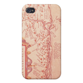 Narboneus Gaul iPhone 4/4S Cover