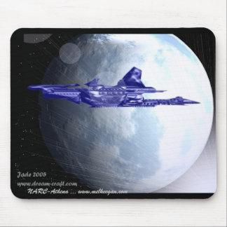NARC-Athena mousepad