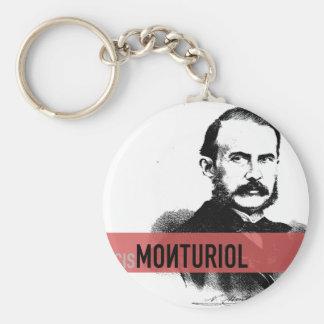 Narcís Monturiol Keychain