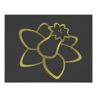 Narciso amarillo anuncios