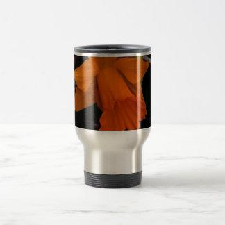 Narciso anaranjado taza térmica