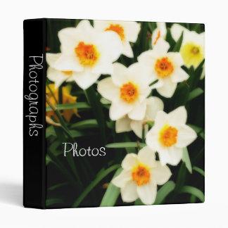 """Narcisos 1"""" álbum de foto"""