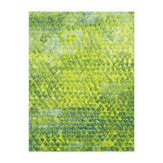 Narcisos 2012 impresión en lienzo