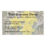Narcisos amarillos felices tarjeta de negocio