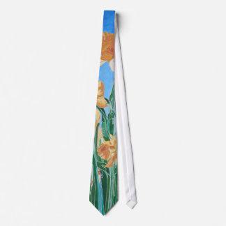 Narcisos de oro corbata