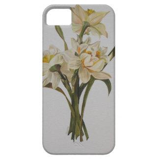 Narcisos dobles iPhone 5 carcasas