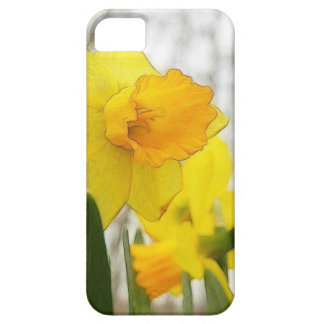 Narcisos Sunlit Funda Para iPhone 5 Barely There