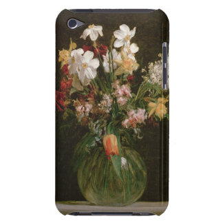 Narcisses Blancs, Jacinthes et Tulipes, 1864 Barely There iPod Cover