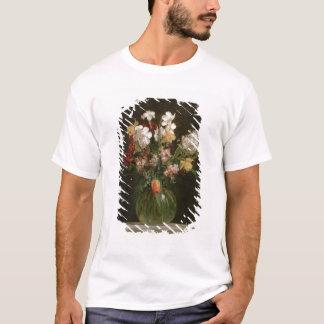 Narcisses Blancs, Jacinthes et Tulipes, 1864 T-Shirt