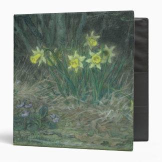 Narcissi and Violets, c.1867 Binder