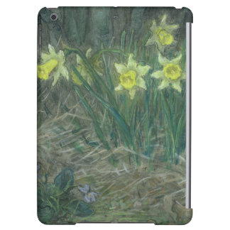 Narcissi and Violets, c.1867 iPad Air Cover