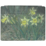 Narcissi and Violets, c.1867 iPad Cover