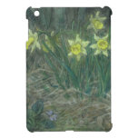Narcissi and Violets, c.1867 iPad Mini Covers