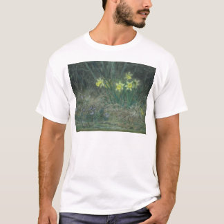 Narcissi and Violets, c.1867 T-Shirt