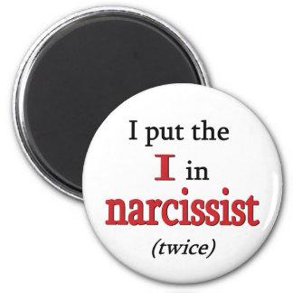 Narcissist Imán Para Frigorífico