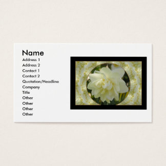 Narcissius Business Card