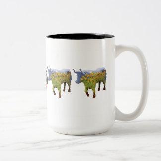 """Narcissus"" 15 oz mug"