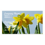 Narcissus   Business Cards