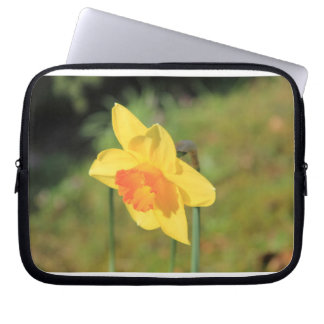 Narcissus by Thespringgarden Laptop Sleeve