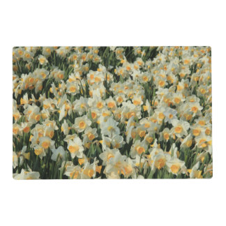 Narcissus by Thespringgarden Placemat