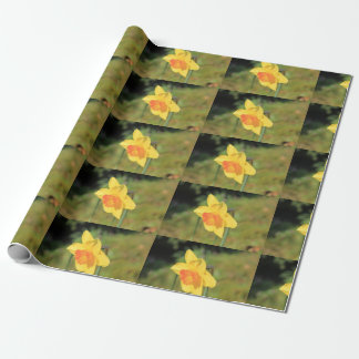 Narcissus by Thespringgarden Wrapping Paper