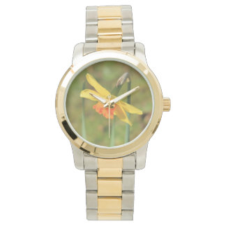 Narcissus by Thespringgarden Wristwatch