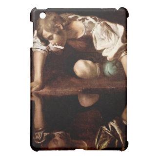 Narcissus, Caravaggio Cover For The iPad Mini