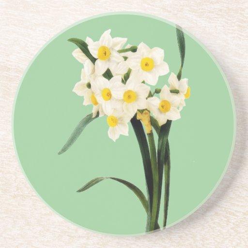 Narcissus Coaster