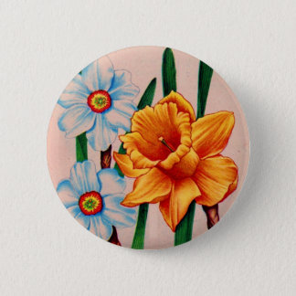 narcissus flowers button