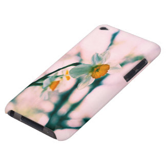 Narcissus Flowers - gentle white and yellow photog iPod Case-Mate Case