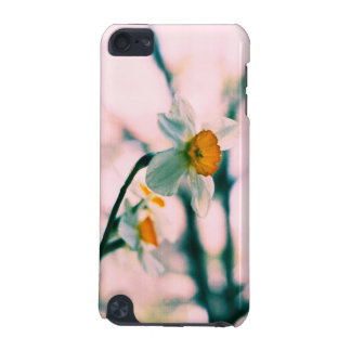 Narcissus Flowers - gentle white and yellow photog iPod Touch (5th Generation) Cases