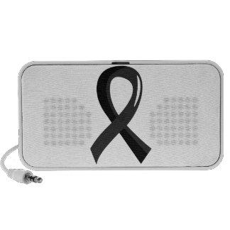 Narcolepsy Black Ribbon 3 Mini Speakers
